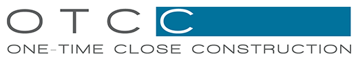 One-Time Close Construction Financing