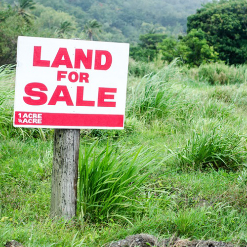 Step 5 - If You Are Buying Land