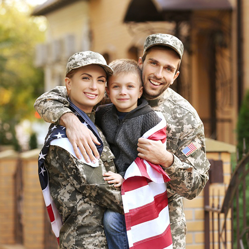 LA Loans - Lending Programs for Active and Retired Military